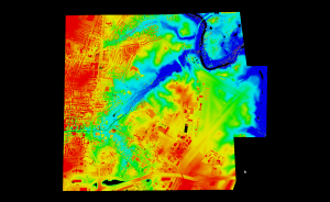 Frederick Airport, MD (LiDAR - Riegl)